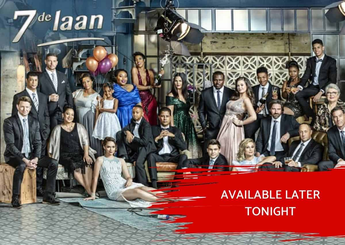 cf907b2f 7de laan available later tonight  - 7de Laan: what is happening Thursday, 11 February 2021 – E344 S21